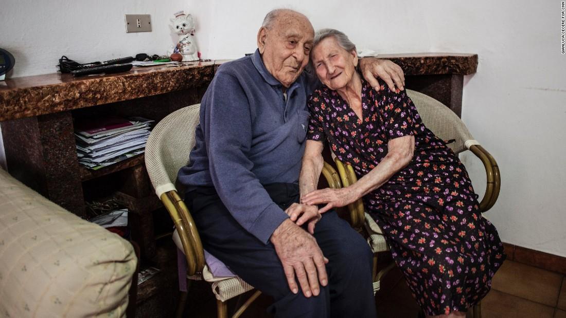 في هذه القرية الإيطالية.. يعيش الناس حتى الـ100