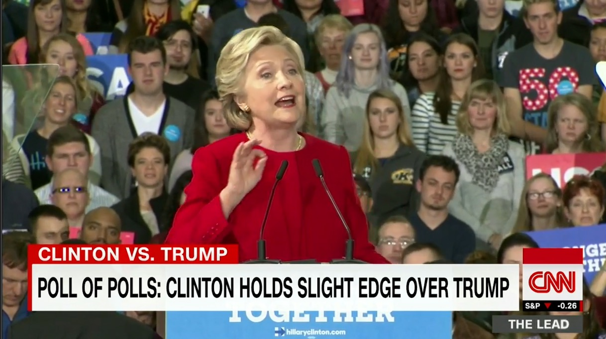 رسائل بريد كلينتون الإلكترونية الجديدة تلقي بظلالها على حملتها الانتخابية