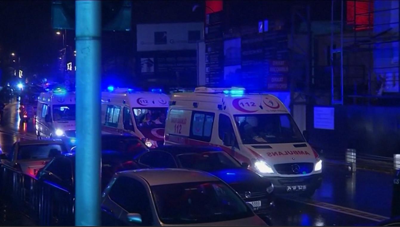 كل ما تحتاج معرفته عن هجوم إسطنبول ليلة رأس السنة