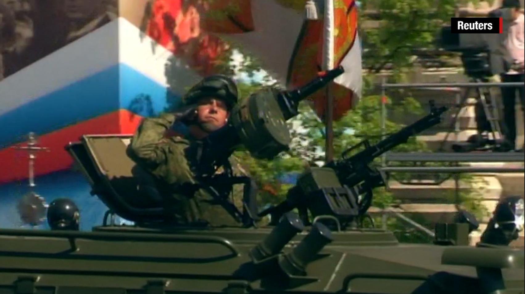 أبرزتفاصيل قوة الجيش الروسي في تسعين ثانية
