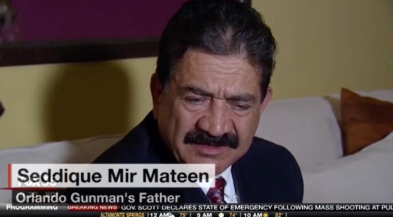 والد منفذ هجوم أورلاندو: الإسلام بريء مما ارتكبه ابني