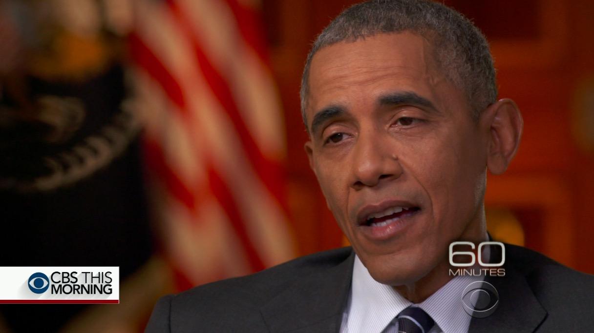 أوباما لأمريكا: لا تستهينوا بدونالد ترامب