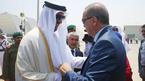 """أردوغان يغادر الدوحة بعد اجتماع لـ""""ساعتين ونصف"""" مع أمير قطر.. وقالن: هذا ما اتفق عليه الرئيس مع قادة الخليج"""