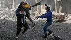 ترامب: ما يفعله نظام الأسد وروسيا وإيران عار على الإنسانية
