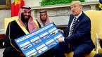 ترامب يتحدث كثيرا عن أموال السعودية.. كم تبلغ استثمارات أمريكا بالمملكة؟