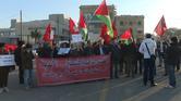 احتجاجات بالأردن من أجل القدس بالتزامن مع زيارة نائب ترامب