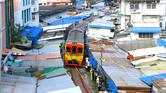 شاهد أخطر سوق شعبية في تايلاند