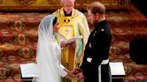 شاهد.. أجمل اللقطات من الزفاف الملكي