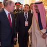 """بوتين يحذر من محاولة """"فرض الديمقراطية الأمريكية"""" على السعودية"""