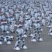 الروبوتات الراقصة تحطم رقماً قياسياً