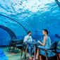 عش تجربة أكبر مطعم تحت الماء في العالم