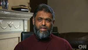 """حصري.. معتقل سابق بغوانتانامو يدلي بشهادته حول عمليات تعذيب أدت لوفاة ويعلق على """"تقرير التعذيب"""" ضد CIA"""