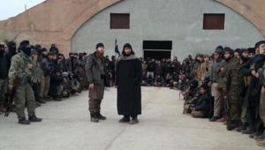 """داعش: جربتم الأنظمة العلمانية والملكية فالجمهورية فالبعثية فالصفوية.. الآن عهد الدولة الإسلامية وعهد """"الخليفة"""" أبوبكر البغدادي"""