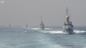 السعودية تعلن الاستعداد لمناورات بحرية قبالة إيران