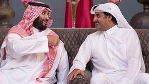 السعودية تقرر تعطيل أي تواصل مع قطر بعد اتصال تميم ومحمد بن سلمان