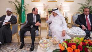 """وصول قادة ورؤساء وفود دول المشاركة في """"رعد الشمال"""" إلى السعودية.. والملك سلمان يقيم مأدبة عشاء"""