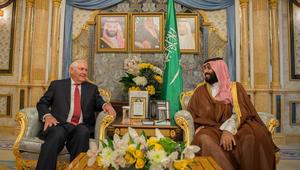 تيلرسون يتصل بمحمد بن سلمان بعد انتقاد السعودية بشأن الحريات الدينية