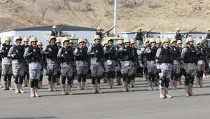 """انطلاق التمرين العسكري السعودي الباكستاني """" الصمصام 5"""""""