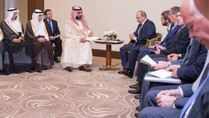 السعودية والإمارات تبحثان الأزمة السورية في روسيا.. والجبير: أعربنا عن قلقنا من تفسير الغارات الروسية بأنها تحالف مع إيران وحزب الله والأسد