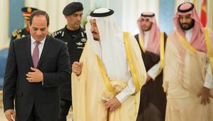 """الملك سلمان والسيسي يؤكدان """"عمق ومتانة"""" العلاقات"""