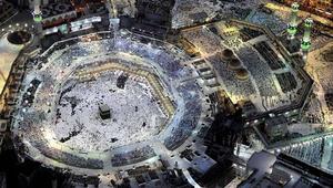 صور توثق مكة من ارتفاع ألف متر