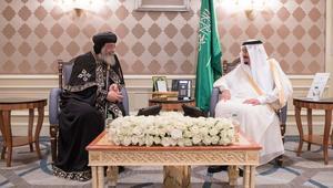 الكنيسة القبطية: البابا تواضروس بحث مع الملك سلمان سماحة الأديان.. واستقبل وفد المجلس الوطني الإماراتي