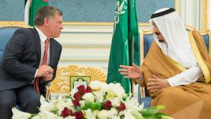 توقيع اتفاق مجلس التنسيق السعودي الأردني.. والملك سلمان والملك عبدالله: أمننا مشترك