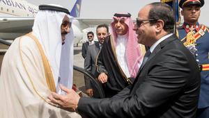 الملك سلمان مغردا: لمصر في نفسي مكانة خاصة.. ونعتز بعلاقتنا الاستراتيجية المهمة للعالمين العربي والإسلامي