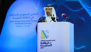 الفالح: السعودية ستكون مُصدّرة للطاقة الكهربائية.. وملتزمون بالتعاون في قضية التغير المناخي