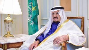 أمير قطر يرسل للملك سلمان برقية عزاء في وفاة شقيقه