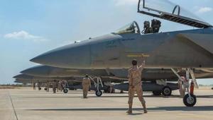 """السعودية ومصر تستأنفان مناورات """"فيصل"""" الجوية بعد 4 سنوات من توقفها"""