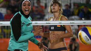 مايوه شرعي مصري ينافس البيكيني على ساحة أولمبياد ريو
