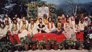 """هذا موقع اليوغا لفرقة """"ذا بيتلز"""".. ريشيكيش الهندية"""