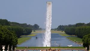 شلال مياه يتحدى الجاذبية..كيف؟