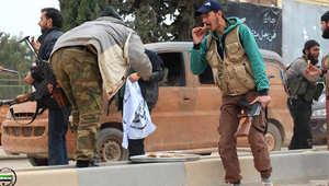 """بالصور.. إدلب بعد """"تحريرها"""" على يد المعارضين السوريين"""