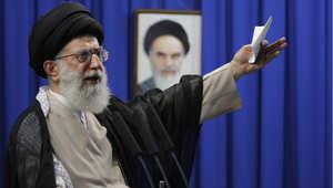 القائد الأعلى للثورة الإيرانية علي خامنئي - أرشيف