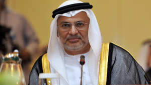 أنور قرقاش، وزير الدولة للشؤون الخارجية الإماراتي