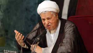 """القرضاوي يشكر الرئيس الإيراني الأسبق لانتقاده تصرفات الشيعة بإيران ضد """"الصحابة"""" و""""أمهات المؤمنين"""" والاحتفال بمقتل عمر بن الخطاب"""