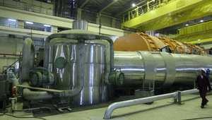 محطة بوشهر الكهروذرية في إيران