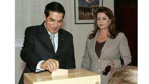 بالصور..  ليلى بن علي سيدة تونس الأولى قبل الثورة