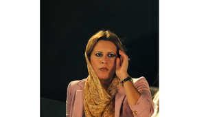 بالصور.. عائشة ابنة القذافي قبل الثورة الليبية