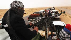 ليبيا: مسلحون يختطفون عضوا بالمؤتمر الوطني العام