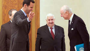 بالصور.. 4 أعوام على الحرب السورية