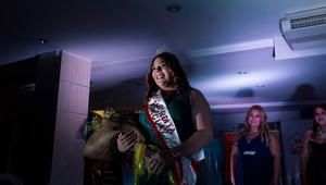 """مسابقة ملكات جمال تسلط الضوء على نوع آخر من """"الجمال"""""""