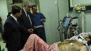 """مصر.. إضراب جزئي للمحامين وعاشور يضع دم الجمل بـ""""رقبة"""" النيابة"""