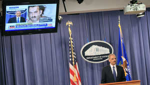 المدعي العام الأمريكي يعلن عن محاكمة خالد شيخ محمد أمام هيئة عسكرية 4 أبريل/ نيسان 2011