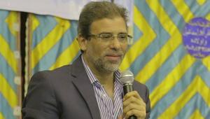 """خالد يوسف بعد اعتقاله لحيازة عقار """"زانكس"""": خرجت من النيابة بلا أي ضمان"""