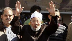 القرضاوي يعدد خصائص الإسلام الذي يدعو إليه: إسلام تختار فيه الأمة حكامها ولا يفرض حاكم عليها