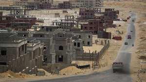 أحد المشروعات السكنية في مدنية 6 أكتوبر