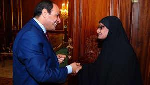 """بالصور.. """"السيسي"""" في إفطار """"الأسرة المصرية"""": أنا لا رئيس ولا زعيم ولا قائد"""